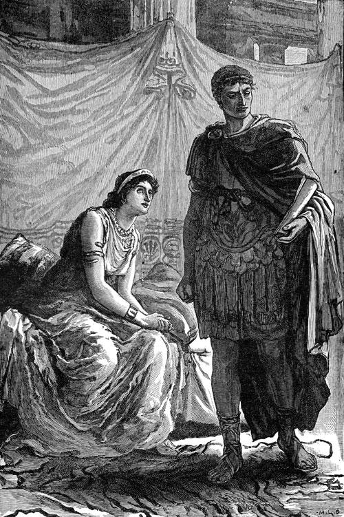 Julius ceaser cleopatra homework help